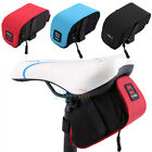 B-Soul Outdoor Bike Bicycle Cycling Saddle Bag Tail Seat Rear Pouch Storage