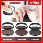 Eyebrow Shadow Definition Makeup Brow Stamp Powder Palette Delicated Natural New