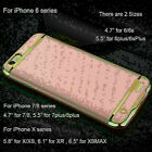 Battery External Power bank Charger Case Charging Cover For iPhone 6 7 8 Plus XS