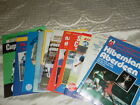 SCOTTISH CUP AND  LEAGUE CUP FINAL AND SEMI FINAL PROGRAMMES - CHOOSE FROM LIST