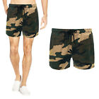 Brave Soul Mens Columbia Designer Camouflage Swimming Trunks Beach Board Shorts