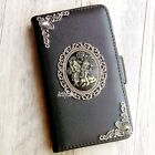 Fairy phone wallet flip case Victorian Handmade Card stand cover For LG G4 G5 G6