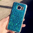Luxury Bling Glitter Shockproof Soft Silicone Case Cover For Samsung Models