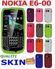 AMZER Silicone Jelly Skin Fit Case Soft Gel TPU Gloss Cover For Nokia E6-00
