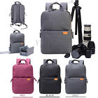 Professional Large Capacity Shockproof DSLR Camera Bag Backpack With Rain Cover