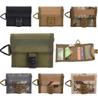 EDC 600D Nylon Militaria Military Army Waterproof Purses Wallet With 9 Pockets