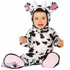 *Boys Girls Baby Toddler Cow Farm Animal Book Daisy Fancy Dress Costume Outfit*