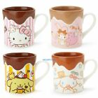 JAPAN SANRIO KITTY MY MELODY POM POM PURIN VALENTINE CERAMIC CUP MUG COFFEE CUP