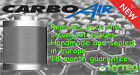 **Systemair Carbo Air 60 High Quality Carbon Filters  FREE DELIVERY**