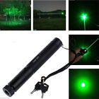 NEW Professional 1mw 3 Color Laser Pointer Pen Beam Light Lazer Cat Dog Toy Fun