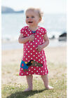 FRUGI BABY GIRLS LOLA DRESS IN 2 COLOURS