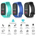 Waterproof L38i Bluetooth Smart Watch Phone Mate Heart Rate For iPhone / Android
