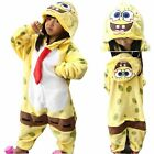 Kids Unisex Animal Sleepsuit Cosplay Costume Pajamas Outfit Onesies Nightclothes