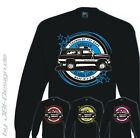 Burnout Coyote Pullover Schwarz USCar Offroad 4X4 Cherokee Chief 401 SJ 360 jeep
