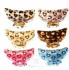 STUNNING BEAUTIFUL HEART DESIGN HAIR CLIP CLAW GRIP BUTTERFLY CLAMP (HC16)