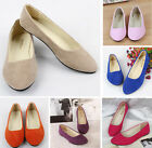 zapatos de niños - Women's Flats Shoes Casual Girls Loafers Zapatos Mujer Sapatos Plus Size 43
