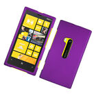 For Nokia Lumia 920 Hard Snap-On Rubberized Phone Skin Case Cover