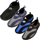 Mens Water Shoes Aqua Socks Slip On Flexible Mesh Pool Beach Swim Surf Hike Wet