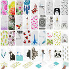 New Slim Clear Soft Silicone TPU Rubber Back Case Cover For Huawei P8 P9 P10