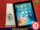 Apple iPad 2 16GB 32GB 64GB WiFi or Cellular 3G Unlocked Black or White - iOS 9