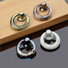 New Antique Hardware Cabinet Bath Drawer Wardrobe Door Rings Pull Handle Knobs