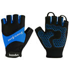 Cycling Gloves Half finger Outdoor Sport Mtb Road Riding Bike Bicycl GEL Gloves