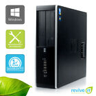 Custom Configured HP Elite 8000 SFF Core 2 Duo E8400 3.0GHz Business Desktop PC