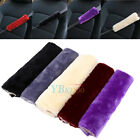 Car Truck Plush Seat Harness Cover Strap Wrap Belt Soft Shoulder Pad Pratical