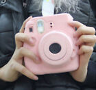 Pink or Blue Case Protector Silicone Cover Fujifilm Fuji Film Instax Mini 8