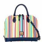 Dooney & Bourke Catalina Zip Zip Satchel