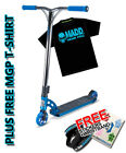 Madd Gear MGP VX7 Team Scooter Electric Blue + Free MGP T-Shirt