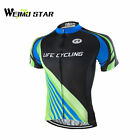 WEIMOSTAR Summer Bike Team Cycling Jersey Tops Racing Bicycle Cycling Clothing