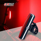 USB Rechargeable Bicycle Tail Warning Light Lamp Outdoor Sport Riding LED Light