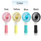 Mini Portable Foldable Summer Cooling Fan with USB Charging by18650-Li-ion-Bat
