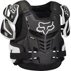 FOX RAPTOR VEST Motocross Brustpanzer - schwarz-weiss Motocross Enduro MX Cross