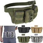 600D Utility Tactical Waist Pack Pouch Military Camping Hiking Outdoor Belt Bag