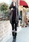 Winter Fashion Casual Wear Under Boots Anklee Length Legings for Women