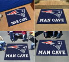 New England Patriots Man Cave Area Rug Choose 4 Sizes