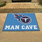 Tennessee Titans Man Cave Area Rug Choose 4 Sizes
