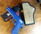 Ruger P345 Tuckable ITP IWB Carry Concealed Holster Leather