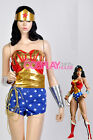 DC Comics TV Cosplay -- Wonder Woman Cosplay Costumes Version 02