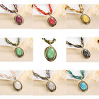 Women Vintage Bohemia Style Jewelry Classic Retro Pendant Lady's Necklace