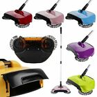 2017 Hand Push Sweeper Automatic Household Cleaning Broom Without Electricity US