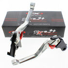 CNC Brake Clutch Levers Fit Triumph BONNEVILLE /SE/T100/Black DAYTONA 675 3D $29.99 USD