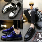 New Breathable Platform Shoes Men's Casual Shoes Heavy-Bottomed Shoes Tide Shoes