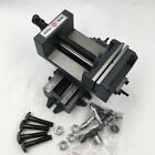 "3"" 4"" Cross Slide Vise Drill Press Metal Milling X-Y 2 Way Clamp Machine"