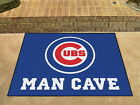 Chicago Cubs Man Cave Area Rug Choose from 4 Sizes
