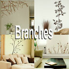 Branches Wall Stickers! Home Transfer Graphic / Tree Branch Decal Decor Stencils