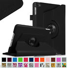 360 Rotating Smart Leather Case Stand Cover For iPad mini 4 Auto Sleep / Wake