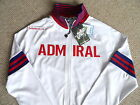 S M XL XXL ADMIRAL RETRO ENGLAND 1974 TRACK JACKET Soccer Calcio New Tags